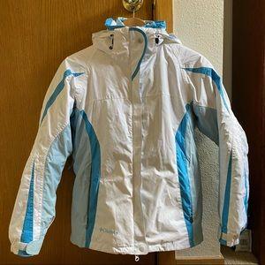 COLUMBIA • Waterproof 2-in-1 Jacket & Coat - XS